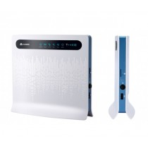 Huawei B593-12 gateway mobile modem router with wifi 4G LTE unlocked (Huawei Logo) with external antennas